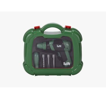 Smart | Smart Green Tool Case with Drill Roleplay sets for Girls age 3Y+