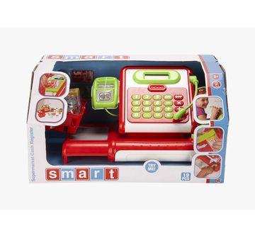 Smart | Smart Red Supermarket Cash Register Roleplay sets for Girls age 3Y+
