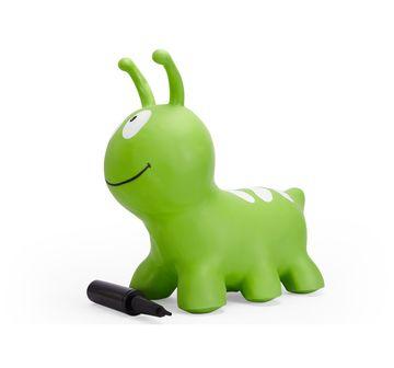 Gerado | NE JUMPY Wormy green w Pump