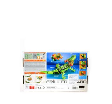 Red 5 | Red5 Frilled Lizard Robot Science Kits for Kids age 10Y+