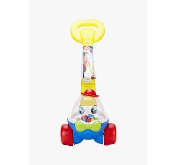 WinFun | Winfun Yellow Push Along Humpty Dumpty Early Learner Toys for Kids age 12M+