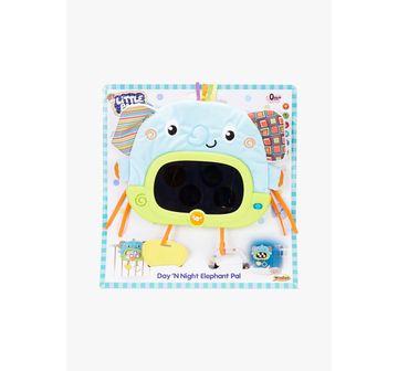 WinFun |  Winfun Day'N Night Elephant Pal New Born for Kids age 0M+ (Blue)