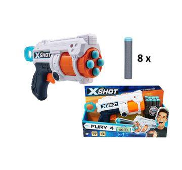 X-Shot | X-Shot Excel Fury Dart Blasters for Kids age 8Y+