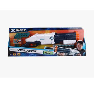 X-Shot | X-Shot Plastic Excel Vigilante (White)