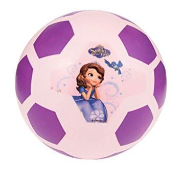Disney | Disney Sofia Soccer Ball Pvc Purple, Pink, 2Y+