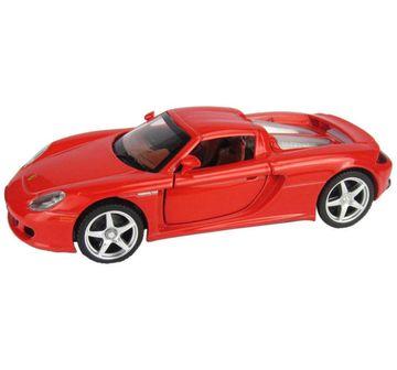 Msz | MSZ 1:24 Die Cast Porsche Carrera Car with Light and Sound White
