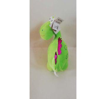Sophie | Sophie Green Dino Plush Toy, 26 Cm