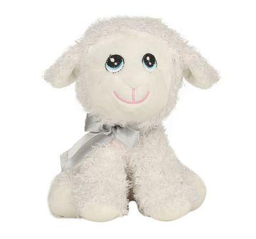 Sophie | NE SHEEP WHT  18 CM CURLY