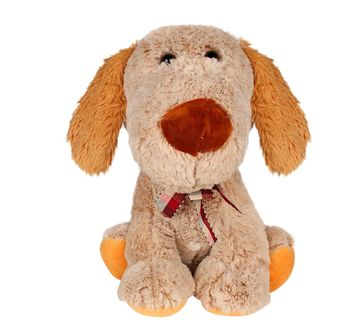Sophie | Sophie Brown Dog Plush Toy, 32Cm