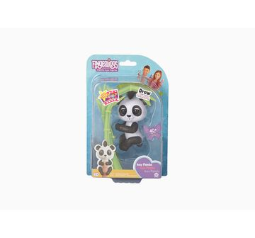Fingerlings | E FINGERLINGS BABY PANDA DREW WHITE