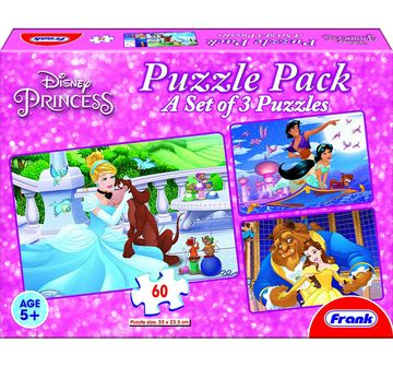 Frank | Frank Disney'S Disney Princess Puzzle Pack Puzzle For 5 Year Old Kids And Above