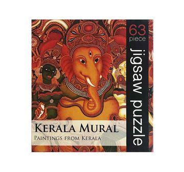 Froggmag   Frogg Kerala Mural Puzzle 63Pc