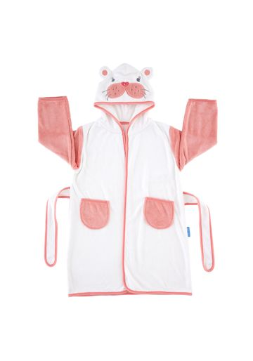 Mothercare   Mothercare The Gro Company Sophie The Sea Lion Grorobe Hooded Bath Robe Pink