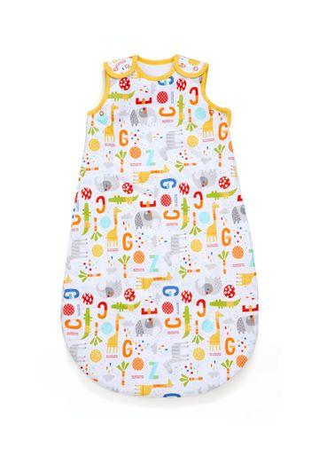 Mothercare | Mothercare Jungle 1.0 Tog Snoozie Sleep Bag Multi