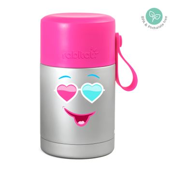 Mothercare | Rabitat Meal Mate Insulated Food Jar With Spoon - Diva