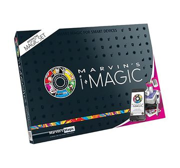 Marvin's Magic | Marvin'S Magic Interactive Box Of Tri Impulse Toys for Kids age 5Y+ (Other)