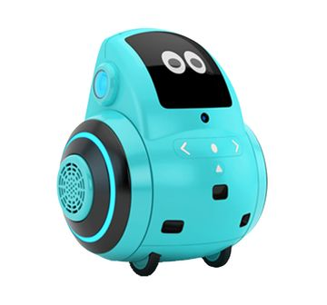 Miko | Miko 2 My Companion Robot - Blue Robotics for Kids age 5Y+ (Blue)