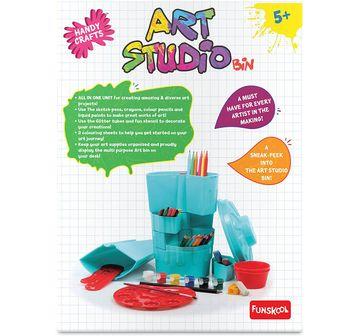 Funskool   NE ART STUDIO BIN