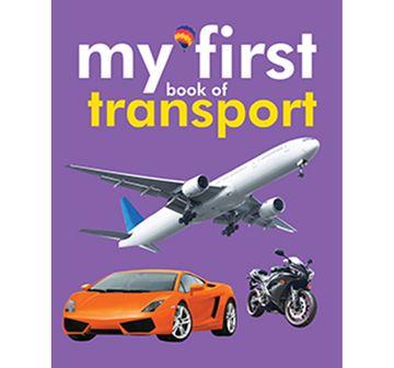 Om Kidz | NE MY FIRST BK OF TRANSPORT PBB