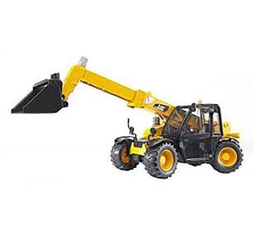Cat | CAT Bruder 1:16 Caterpillar Telehandler Vehicles for Kids age 3Y+ (Yellow)