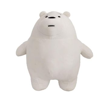 We Bare Bears | NE WBB  ICE BEAR PLUSH 30 CM