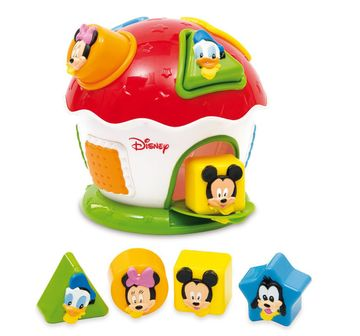 Disney | Disney Mickey And Friends Shape And Colours