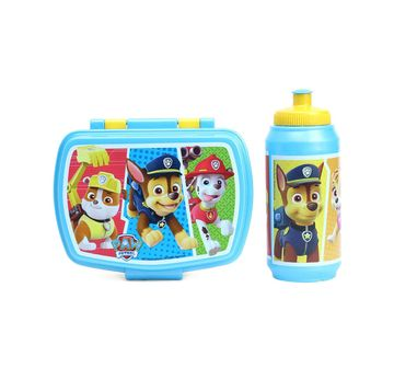 Paw Patrol | Stor Paw Patrol Lunch Box Combo for Kids age 3Y+ (Blue)