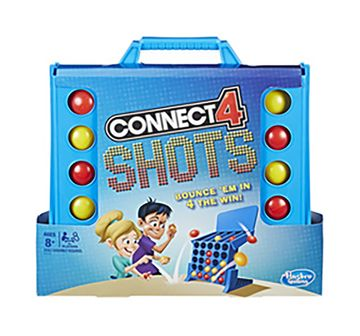 Hasbro Gaming | Hasbro Gaming Connect 4 Shots Board Games for Kids age 8Y+