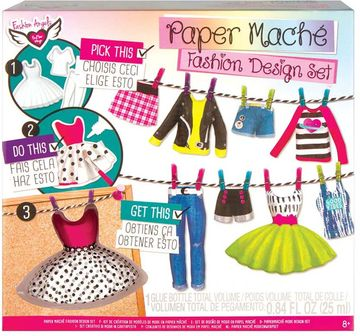Fashion Angels | Fashion Angels Paper Mache Fashion Design Kit