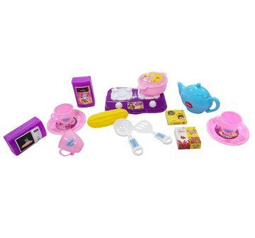 Disney | Disney Princess Kitchen set of 16 pcs. role play toys for kids, 3Y+