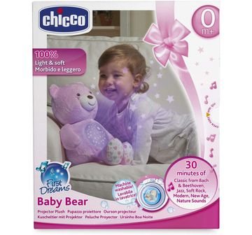 Chicco | E CHICCO TOY FD BABY BEAR PINK