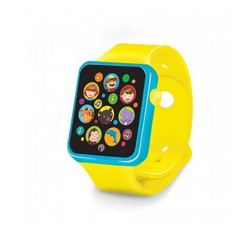 Az Toys | Az Toys Musical Watch Learning Toys for Kids Age 2Y+ (Yellow)