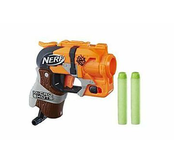 Nerf | Nerf Microshots Blaster and Combats Assorted Blasters for Kids age 8Y+