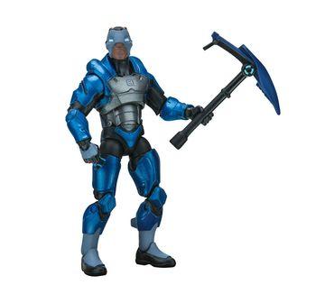 Fortnite | Fortnite Carbide Solo Mode Action Figure Action Figures for Kids age 8Y+ (Blue)