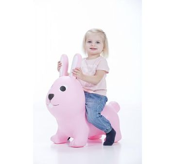 Gerado | NE JUMPY BUNNY LIGHT PINK