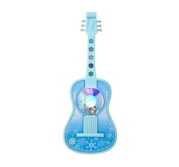 Disney   Disney Frozen Magic Touch Guitar Roleplay sets for Kids age 3Y+
