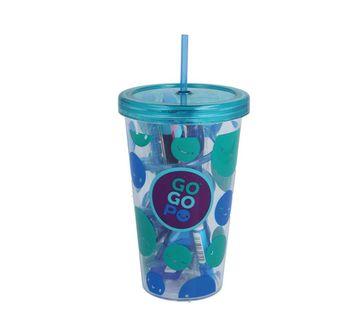 Gogopo   Gogopo Blue Milk Shake Bundle School Stationery for Kids age 3Y+ (Blue)