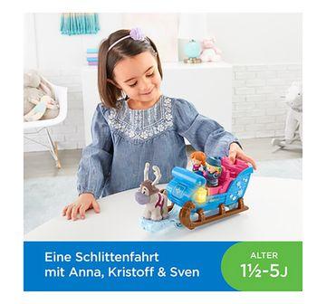 Fisher-Price | Disney Frozen Kristoff'S Sleigh By Little People®