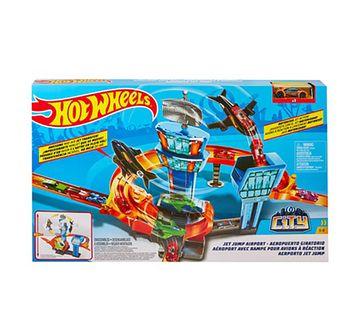 Hot Wheels | Hotwheels Motorized Jet Set