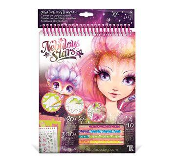 Nebulous Star | Nebulous Star - Creative Sketchbook - Petulia DIY Art & Craft Kits for Girls age 7Y+