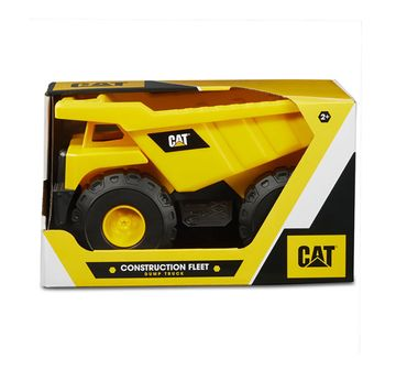Cat | Cat Construction Fleet 2 Assorted Vehicles for Boys age 9Y+
