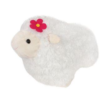 Fuzzbuzz | Fuzzbuzz White Lamb Stuffed Animal - 43Cm Quirky Soft Toys for Kids age 0M+ - 29 Cm (White)