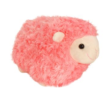 Fuzzbuzz | 28 cm Sheep Pink