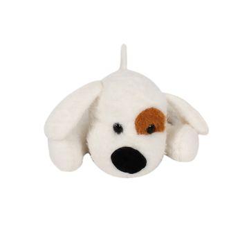 Fuzzbuzz | 33cm Lying Dog White