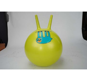 Zoozi | Zoozi Bouncy Ride-on Jumping Ball Sloth 40cm