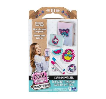 Cool Maker | Cool Maker HandCrafted Fashion Patches DIY Art & Craft Kits for Girls age 8Y+