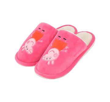 Peppa Pig | Peppa Pig Slipper Plush Accessory for Girls age 3Y+ 22 Cm (Pink)