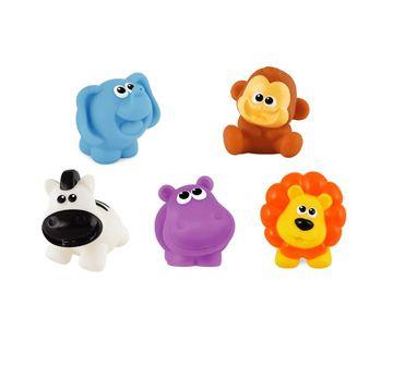WinFun | Winfun My Jungle Pals Set  Bath Toys & Accessories for Kids age 6M+