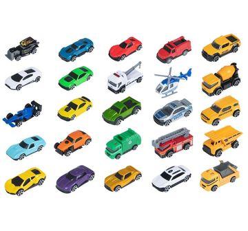 "Ralleyz | Ralleyz 3"" Die Cast Car 25 Pack Assorted Vehicles Vehicles for Kids age 3Y+"