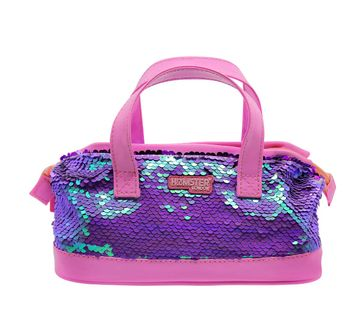 Hamster London   Hamster London Sequence Mini Handle Back Purple Bags for Girls Age 3Y+ (Purple)